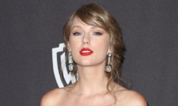 Taylor Swift es la artista mejor paga.