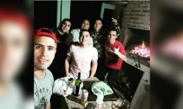Mauri y sus amigos, Arroyo seco.