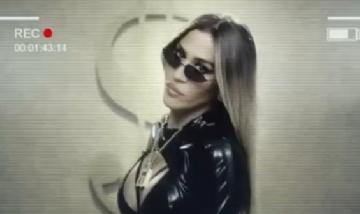 """Jimena Barón presentó el video de su polémica canción """"Puta"""""""