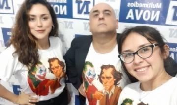 Isabel, Mario y Ximena preparan la 4ta temporada de Señor NOVA La Plata