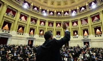 Massa asumió la presidencia de la Cámara de Diputados