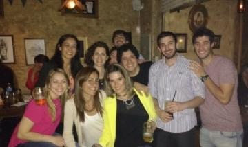 Cumpleaños en Palermo. CABA