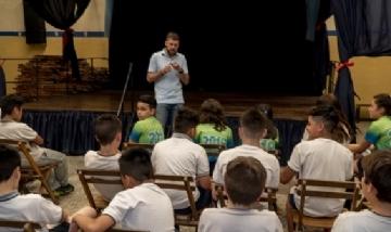 Más de mil chicos participaron de los talleres de grooming en san isidro