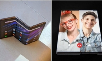 Smartphones: pantallas deslizantes y bisagras