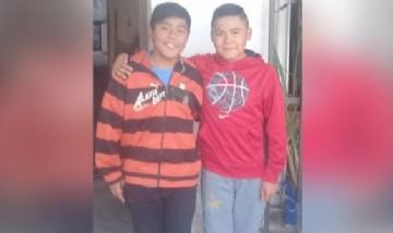 Félix Lisandro  y Agustin Rene