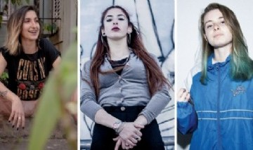 Freestyle: quiénes son las chicas que hoy harán historia en la Red Bull Batalla de los Gallos