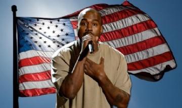 Kanye West oficializó su candidatura para Presidente de los Estados Unidos