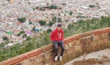Oscar, Cerro La Bufa