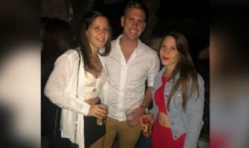 Nico y sus amigas, Ramallo, Buenos Aires.