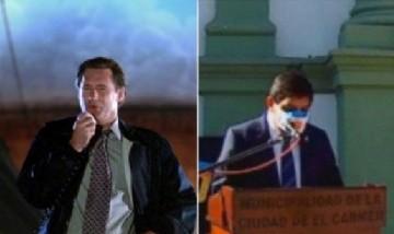Un intendente de Jujuy copió su discurso del 9 de Julio de una película de Hollywood