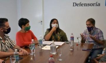 La Defensoría del Pueblo presentó un programa para la comunidad LGTBQI+