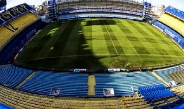 """""""A brillar mi amor"""": La Bombonera lucirá renovada en el reinicio de la Superliga"""