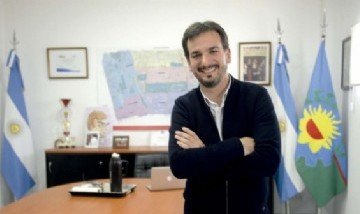 Sebastián Galmarini mantuvo una charla virtual con comericantes y pequeños empresarios de Necochea