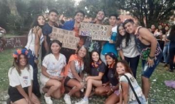 """La Promo XX del """"Nacional 2"""" desde San Salvador de Jujuy"""