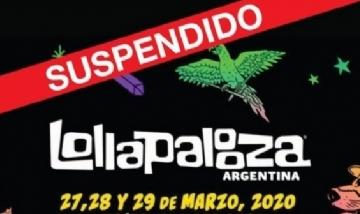 Suspendieron el Lollapalooza 2020 por el coronavirus