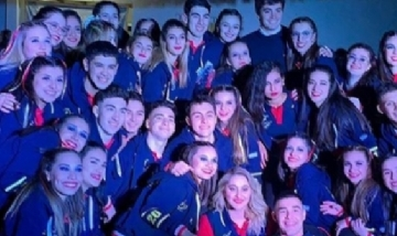 Grupo de egresados 2019. Bariloche.