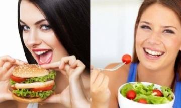 Alimentación chatarra o saludable, ¿a cuál grupo perteneces?