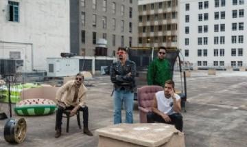 """El nuevo hit del momento: Cali y El Dandee, Mau y Ricky y Guaynaa se juntaron en """"Despiértate"""""""