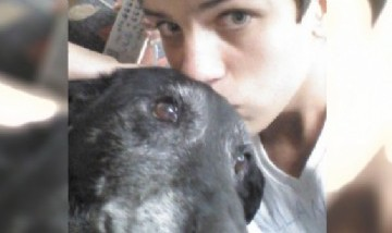 Lucas y su perrito, Rosario
