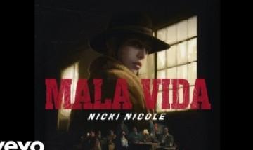 "Nicki Nicole lanzó ""Mala Vida"""