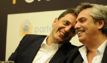 """Alberto Fernández: """"Massa es la persona que más se preparó para ser presidente"""""""