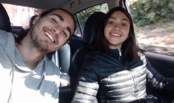 Gastón y Andrea desde Zacatecas , México