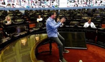 Massa solicitó el juicio político a un juez por liberar a un acusado de abuso sexual