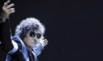 Charly García se presentará en el mítico Luna Park