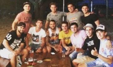 Rodri y Sus Amigos, Rosario