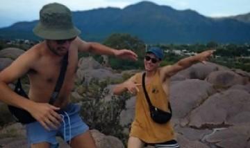 Juan y Fede, Capilla Del Monte