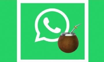El emoji del mate ya se puede usar en WhatsApp para Android