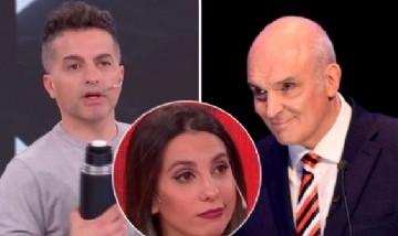 Aseguran que José Luis Espert se comunicó con Cinthia Fernández luego de las PASO