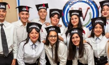 Los egresados 2019 de Ipem 182 Dr. Jorge W. Abalos