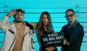 Se viene una colaboracion entre Tini, Mau y Ricky.