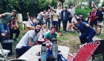 Alejo y sus amigos, Bigand, Santa Fe.