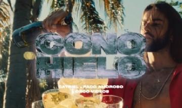 """Video: CA7RIEL Y PACO AMOROSO ESTRENARON """"CONO HIELO"""""""
