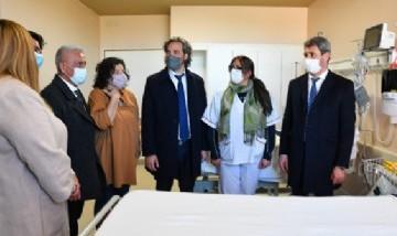 """Santiago Cafiero: """"La pandemia nos sacó muchas cosas, pero no nos podrá quitar la esperanza del país que queremos"""""""