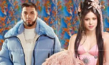 "Shakira presentó el video de ""Me Gusta"" con Anuel AA"