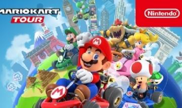 Mario Kart Tour ya está disponible para smartphones