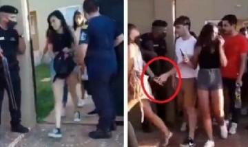 Viral: descubrió que su novia le era infiel al ver un video de una fiesta clandestina