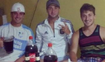 Kevin, Marcos y Sebastián, Rosario.
