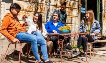 Nico, Mica, Blas, Fran y Martina - Buenos Aires