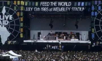 """35 años de """"Live Aid"""": el megaconcierto benéfico que dio la vuelta al mundo"""