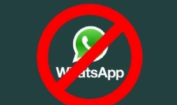 WhatsApp puede suspender tu usuario para siempre