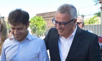 Julio Zamora recibió a Axel Kicillof en Tigre junto a más de 70 intendentes electos de la provincia