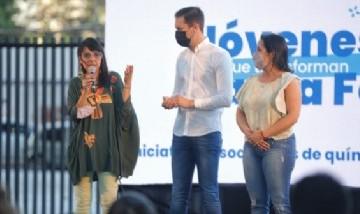 """Se realizó la jornada """"Jóvenes que transforman Santa Fe"""" con más de 300 participantes"""