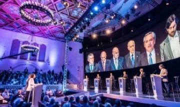 Video completo del debate presidencial 2019