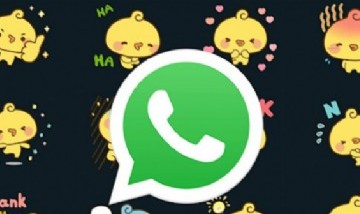 Llegaron los stickers animados a WhatsApp