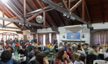 Encuentro de organizaciones estudiantiles de Berazategui