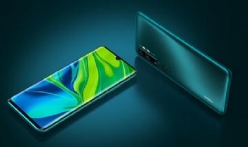 Xiaomi Mi Note 10 Pro: características